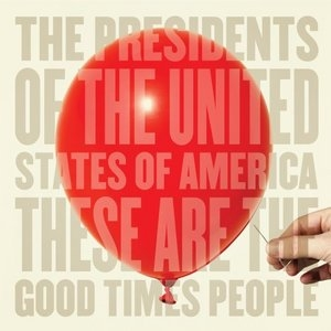 These Are The Good Times People album cover