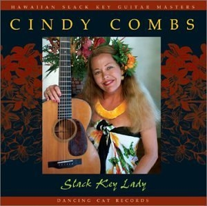 Slack Key Lady album cover