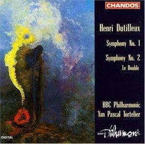 Dutilleux: Symphonies No. 1 & No. 2 'Le Double' album cover