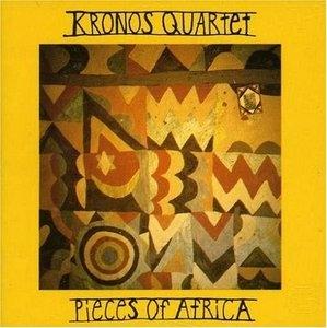 Pieces Of Africa album cover