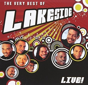 Very Best Of Lakeside Live album cover