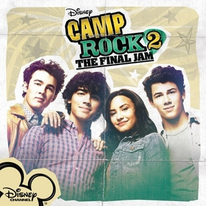 Camp Rock 2: The Final Jam album cover