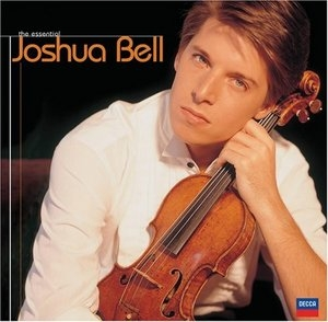 Essential Joshua Bell album cover