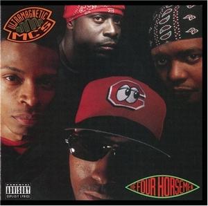The Four Horsemen album cover