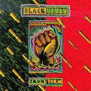Iron Storm album cover
