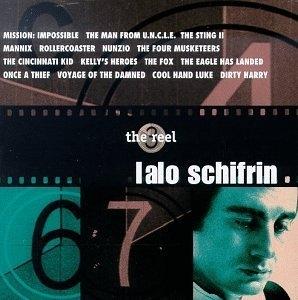 The Reel Lalo Schifrin album cover