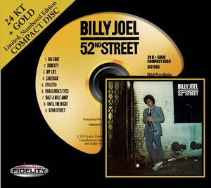 52nd Street (Limited Gold Edition) album cover