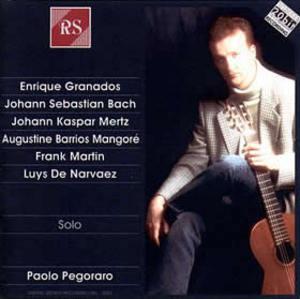 Granados, Bach, Mertz, Etc. album cover