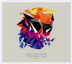 Size Matters: Mixed By Steve Angello & AN21 album cover