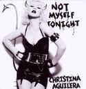 Not Myself Tonight (Singl... album cover
