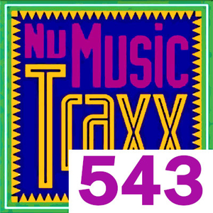 ERG Music: Nu Music Traxx, Vol. 543 (March 2021) album cover