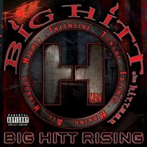 Big Hitt Rising album cover