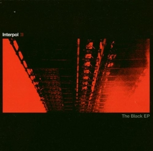 The Black EP album cover