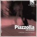 Piazzolla And Beyond album cover