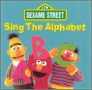 Sing The Alphabet album cover