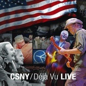 Déjà Vu Live album cover