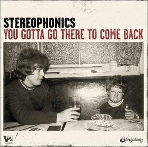 You Gotta Go There To Come Back album cover