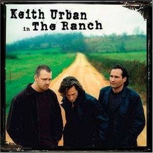 Keith Urban In The Ranch album cover