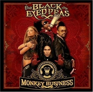 Monkey Business album cover
