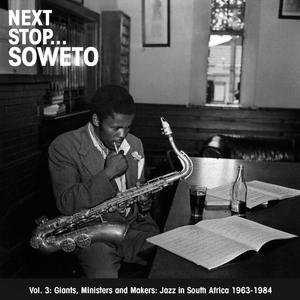 Next Stop Soweto Vol. 3 album cover