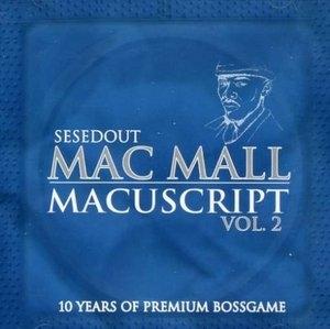 The Macuscript, Vol.2 album cover