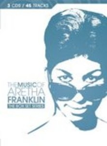 The Music Of Aretha Franklin album cover