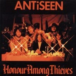 Honour Among Thieves album cover