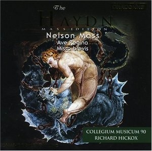 Haydn: Nelson Mass In D Min album cover