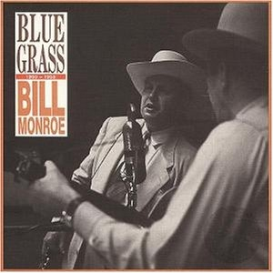 Bluegrass 1950-1958 album cover