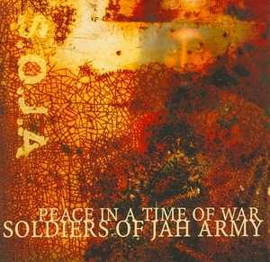 Peace In A Time Of War album cover