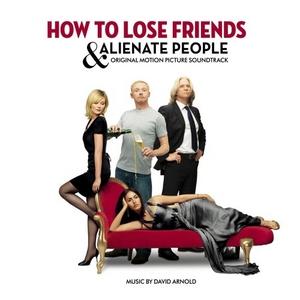 How To Lose Friends & Alienate People album cover