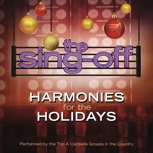 The Sing-Off: Harmonies For The Holidays album cover
