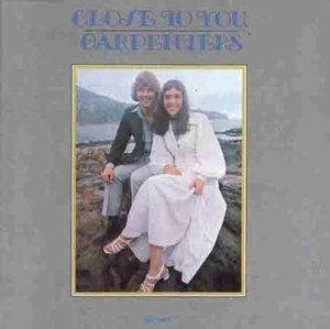 Close To You album cover
