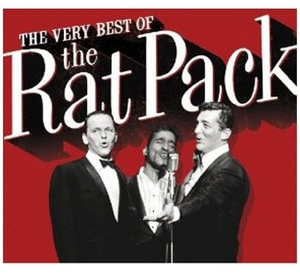 The Very Best Of The Rat Pack album cover
