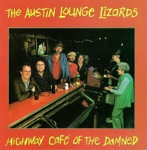 Highway Cafe Of The Damned album cover