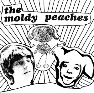 The Moldy Peaches album cover