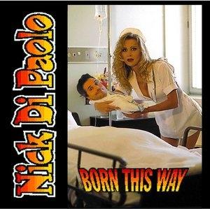 Born This Way album cover