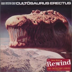 Cultosaurus Erectus album cover