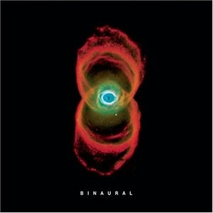 Binaural album cover