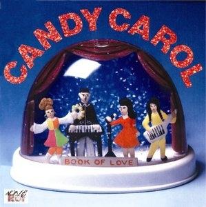 Candy Carol album cover