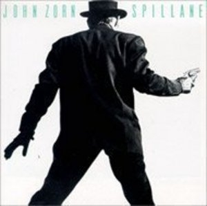 Spillane album cover
