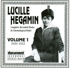 Complete Recorded Works-Vol.1  (1920-1922) album cover