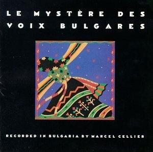 Le Mystere Des Voix Bulgares album cover