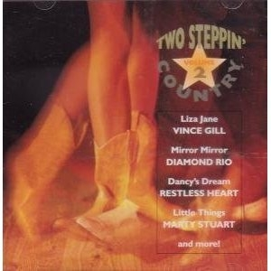 Two Steppin' Country Vol.2 album cover