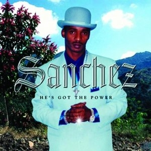 He's Got The Power album cover