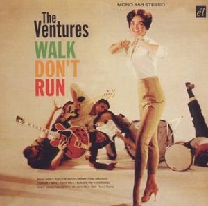 Walk-Don't Run (Reissue) album cover