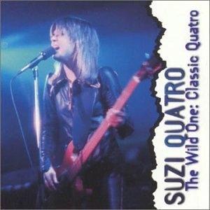 The Wild One: Classic Quatro album cover
