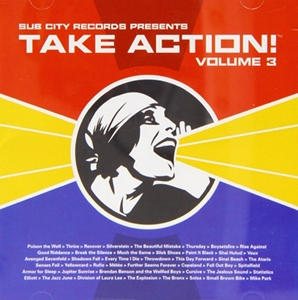 Take Action! Vol. 3 album cover