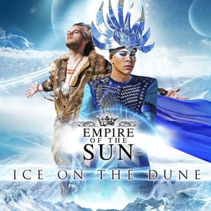 Ice On The Dune album cover