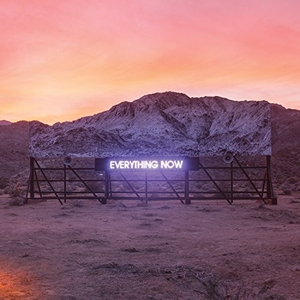 Everything Now album cover